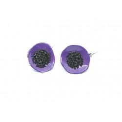Coquelicots violets
