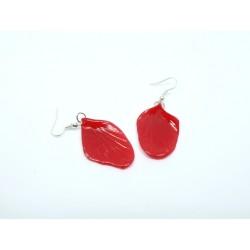Pétales d'Orchidée Rouge