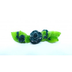 Pince Roses bleues